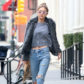 52303235 Model Gigi Hadid is spotted out and about in New York City, New York  on February 3, 2017. Gigi stopped by Blick Art Materials to pick up a few art supplies while out. FameFlynet, Inc - Beverly Hills, CA, USA - +1 (310) 505-9876