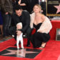 52310636 Recording artist Adam Levine being honored with a Star on the Hollywood Walk of Fame on February 10, 2017 in Hollywood, California.  Recording artist Adam Levine being honored with a Star on the Hollywood Walk of Fame on February 10, 2017 in Hollywood, California.  Pictured: Adam Levine, Behati Prinsloo, Dusty Levine FameFlynet, Inc - Beverly Hills, CA, USA - +1 (310) 505-9876 RESTRICTIONS APPLY: NO FRANCE