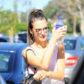 """52323298 Model and busy mom Alessandra Ambrosio is spotted leaving the gym in Brentwood, California after enjoying a workout on February 23, 2017. During a recent interview Alessandra revealed that she wasn't too keen on working out at first saying, """"It wasn't until I did my first Victoria's Secret show that I started exercising... now it's a healthy, normal part of my daily routine."""" FameFlynet, Inc - Beverly Hills, CA, USA - +1 (310) 505-9876"""