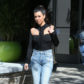 52323436 Reality star Kourtney Kardashian is spotted leaving a studio in Los Angeles, California on February 23, 2017. Kourtney was spotted out attending a late night church service last night with Justin Bieber. FameFlynet, Inc - Beverly Hills, CA, USA - +1 (310) 505-9876