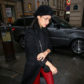 52329005 Model Bella Hadid is spotted out and about in Paris, France on February 27, 2017. While out Bella stopped by the Lanvin Headquarters for a little visit. FameFlynet, Inc - Beverly Hills, CA, USA - +1 (310) 505-9876 RESTRICTIONS APPLY: USA ONLY