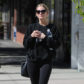 52330001 Singer Ashlee Simpson stops by a gym for a morning workout in Studio City, California on February 28, 2017. Ashlee has been working hard on her new album that is due out very soon. FameFlynet, Inc - Beverly Hills, CA, USA - +1 (310) 505-9876