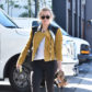 52330379 Actress Hilary Duff is spotted out running errands in West Hollywood, California on February 28, 2017. Hilary was seen carrying a couple of pairs of high heels while running her errands. FameFlynet, Inc - Beverly Hills, CA, USA - +1 (310) 505-9876