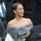 """52330218 Pop star Rihanna is seen at Harvard's Sanders Theatre in Cambridge, Massachusetts to receive the 2017 Humanitarian Award for her contributions in Barbados on February 27, 2018. """"Rihanna has charitably built a state-of-the-art center for oncology and nuclear medicine to diagnose and treat breast cancer at the Queen Elizabeth Hospital in Bridgetown, Barbados,"""" said Dr. S. Allen Counter, director of the Harvard Foundation, in a statement. Pop star Rihanna is seen at HarvardÕs Sanders Theatre in Cambridge, Massachusetts to receive the 2017 Humanitarian Award for her contributions in Barbados on February 27, 2018. ÒRihanna has charitably built a state-of-the-art center for oncology and nuclear medicine to diagnose and treat breast cancer at the Queen Elizabeth Hospital in Bridgetown, Barbados,Ó said Dr. S. Allen Counter, director of the Harvard Foundation, in a statement. FameFlynet, Inc - Beverly Hills, CA, USA - +1 (310) 505-9876"""
