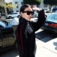 52330195 Reality star sisters Khloe, Kourtney, and Kim Kardashian enjoy a day at the spa in Brentwood, California on February 28, 2017. FameFlynet, Inc - Beverly Hills, CA, USA - +1 (310) 505-9876