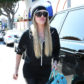 52330155 Reality star sisters Khloe, Kourtney, and Kim Kardashian enjoy a day at the spa in Brentwood, California on February 28, 2017. FameFlynet, Inc - Beverly Hills, CA, USA - +1 (310) 505-9876