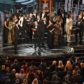 The end of the Oscars 2017 show