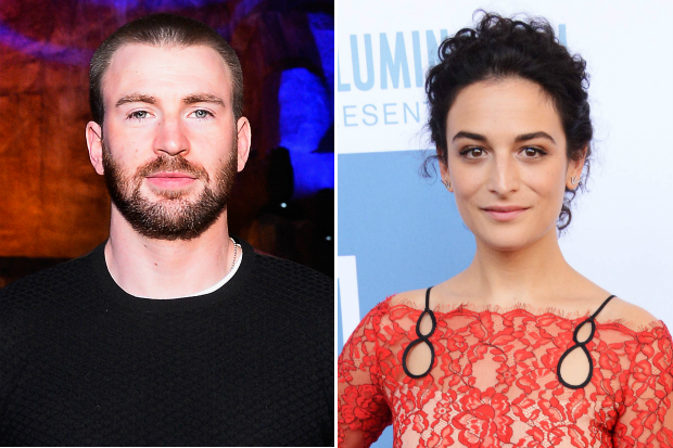 chris evans jenny slate dating split breakup