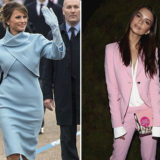 Melania Trump Thanks Emily Ratajkowski