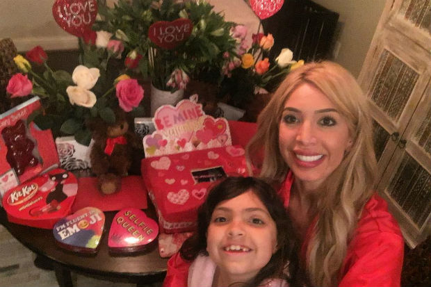 Did Farrah Abraham Lie About Her Daughter Buying Valentine's Day Gifts?