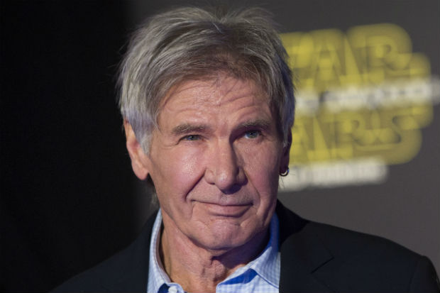 Harrison Ford Almost C...