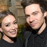 Hilary Duff Kisses New Boyfriend Matthew Koma Amid Ex-Husband's Sexual Battery Investigation