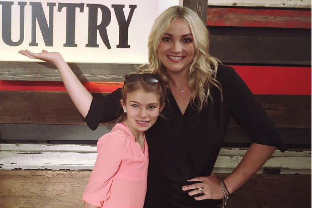 jamie lynn spears daughter maddie