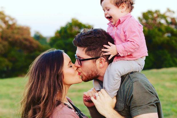 jessa duggar ben seewald son baby boy pregnant