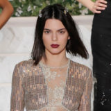 Kendall Jenner Bares Her Butt in See-Through Gown