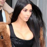 Kim Kardashian Flaunts Her Bikini Booty