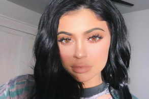 Kylie Jenner Unveils Line of Highlighters