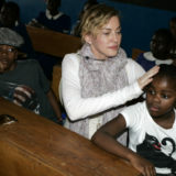 Madonna Adopts Twin Sisters from Malawi