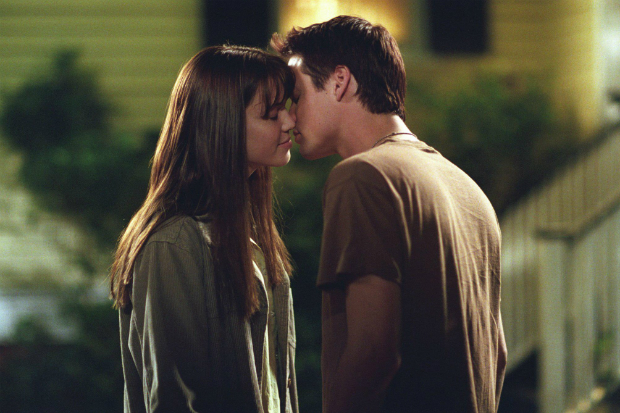 mandy moore shane west a walk to remember