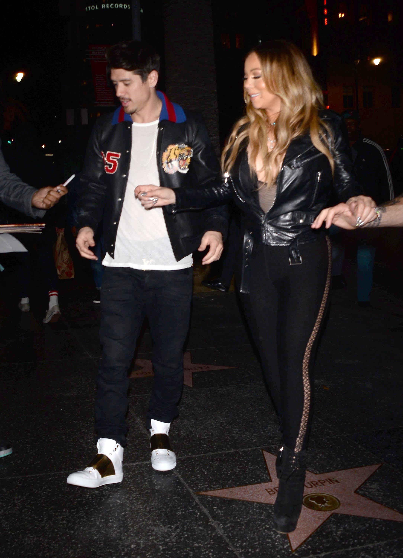 Mariah Carey and Bryan Tanaka on a Dinner Date in LA. Mariah Carey and Bryan Tanaka on a Dinner Date in LA   Mariah
