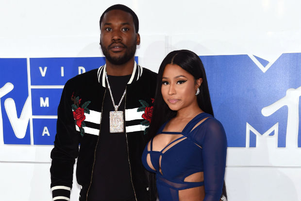 meek mill nicki minaj