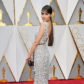 Olivia Culpo on the red carpet at the Academy Awards