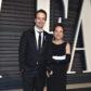 Lin-Manuel Miranda arrives at the 2017 Vanity Fair Oscar Party