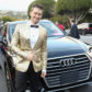 Matthew Morrison at the 25th Annual Elton John AIDS Foundation's Academy Awards Viewing Party