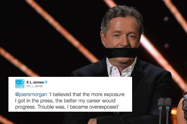 piers morgan el james jk rowling