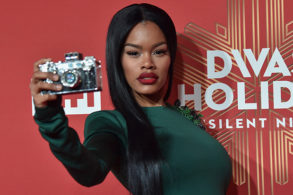 Teyana Taylor Just Switched Up the Game on Sending Nude Selfies