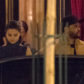 Selena Gomez The Weeknd in Paris date night