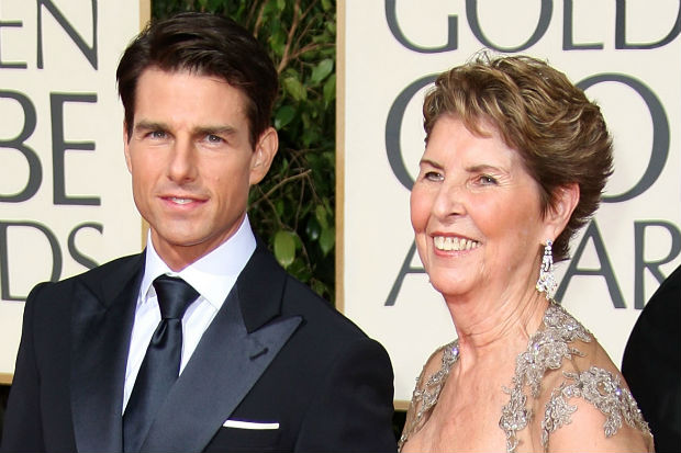 tom cruise mother mom