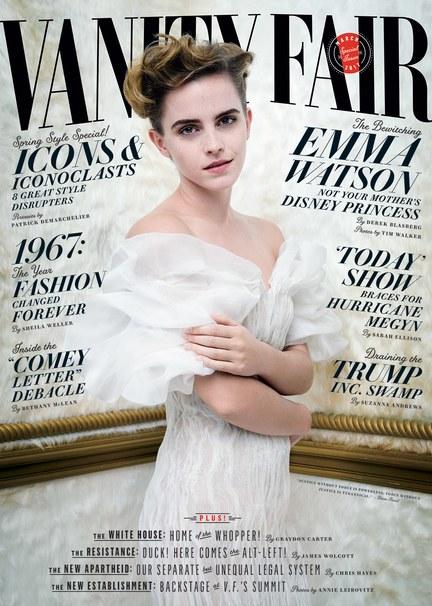 Emma Watson vanity fair cover