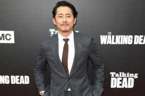 Steven Yeun Welcomes First Child