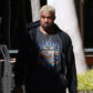 52331298 Blonde haired rapper Kanye West is spotted leaving the gym with a friend in Los Angeles, California on March 1, 2017. Kanye was rocking a Harley Davidson t-shirt during the healthy outing. FameFlynet, Inc - Beverly Hills, CA, USA - +1 (310) 505-9876