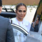 52337435 Actress/Singer Jennifer Lopez is spotted at a meeting in West Hollywood, California on March 6, 2017. Jennifer stated in a recent interview that she is working on an upcoming album with her ex-husband Marc Anthony. FameFlynet, Inc - Beverly Hills, CA, USA - +1 (310) 505-9876