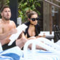52343895 Couple Olivia Culpo and Danny Amendola are spotted relaxing poolside at their hotel in Miami, Florida on March 13, 2017. The pair just got back from a vacation in the Bahamas over the weekend. FameFlynet, Inc - Beverly Hills, CA, USA - +1 (310) 505-9876