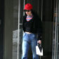 52345610 Model Bella Hadid is spotted stepping out in New York, New York on March 15, 2017. Bella was back to having straight hair after stepping out with curly hair the last two days. FameFlynet, Inc - Beverly Hills, CA, USA - +1 (310) 505-9876
