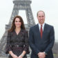 """52348441 The duke and duchess visit """"Les invalides"""" to hear more about the important historic and current role of the site, in particular its work supporting veterans and its rehabilitation programs. Their royal highnesses will also meet a number of victims and first responders from the Bataclan and Nice attacks in Paris, France on March 18, 2017. The royal couple also met with local school children and students from the British Council Somme project and young learners programs as well as young French rugby fans ahead of RBS Six Nations match that afternoon. FameFlynet, Inc - Beverly Hills, CA, USA - +1 (310) 505-9876 RESTRICTIONS APPLY: USA ONLY"""