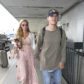 52353237 Paris Hilton and her new flame Chris Zylka seen departing from LAX on March 22, 2017. The couple revealed their relationship via social media last month. FameFlynet, Inc - Beverly Hills, CA, USA - +1 (310) 505-9876