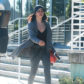 52359089 Actress and busy mom Jenna Dewan is seen getting her morning coffee at Starbucks in Studio City, California on March 28, 2017. Jenna was rocking a see through black top during the outing. FameFlynet, Inc - Beverly Hills, CA, USA - +1 (310) 505-9876