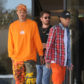 52360730 Rapper Tyga and reality TV star Scott Disick were spotted shopping together at Barneys New York in Beverly Hills, California on March 29, 2017. FameFlynet, Inc - Beverly Hills, CA, USA - +1 (310) 505-9876
