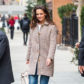 52361740 Actress Katie Holmes is spotted out and about in New York, New York on March 30, 2017. It's being reported that Katie was not happy with having to be on Good Morning America on the same day that Jenna Elfman was scheduled to be on the show. Katie was apparently 'terrified' of Jenna who is known to confront and harass former members of Scientology. FameFlynet, Inc - Beverly Hills, CA, USA - +1 (310) 505-9876