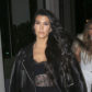 52362545 Kourtney Kardashian is spotted with a friend leaving Catch LA in West Hollywood, California  on March 30, 2017. Kourtney was wearing sandals personalized with 'Kourt' written on them. FameFlynet, Inc - Beverly Hills, CA, USA - +1 (310) 505-9876