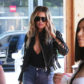 52363320 Reality star sisters Kim and Khloe Kardashian are seen stopping for lunch in Los Angeles after leaving a studio in Culver City, California on March 31, 2017. It is being reported that 36 year old Kim will undergo uterine surgery soon in a final attempt to have one more child with her husband Kanye West. FameFlynet, Inc - Beverly Hills, CA, USA - +1 (310) 505-9876