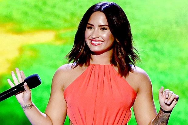 Demi Lovato Years Sober Celebrates Sobriety