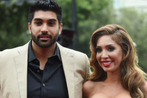 Farrah Abraham Throws Shade at Ex-Boyfriend Simon Saran After Split