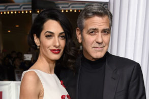 Sexes of George Clooney's Twins Revealed