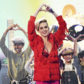 Katy Perry performs onstage at the 2017 iHeartRadio Music Awards