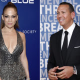 Jennifer Lopez and Alex Rodriguez Hit the Gym